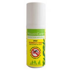Mousticare Spray Vêtements et Tissus 75 ml