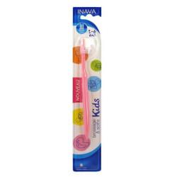 inava kids brosse à dents 2/6 ans