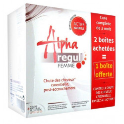 arlor alpharegul femme 3 x 60 capsules