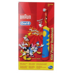 oral-b kids' power toothbrush (mickey)