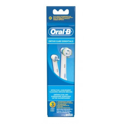 oral-b ortho care essentials 3 brossettes