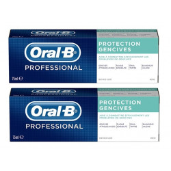 oral-b pro-expert professional protection gencives 2 x 75 ml