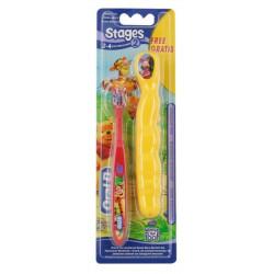 oral-b stages 2 brosse à dents enfant 2-4 ans