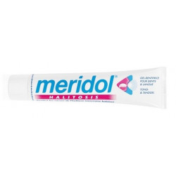 MERIDOL HALITOSIS GEL DENTIFRICE 75 ML