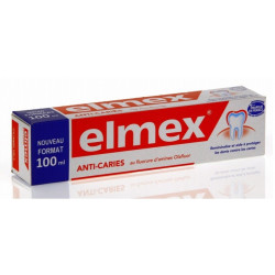 elmex dentifrice anti-caries 100 ml