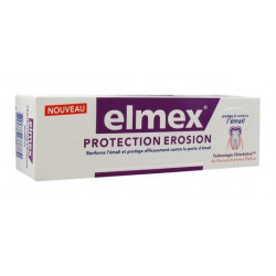 elmex protection erosion dentifrice 75 ml
