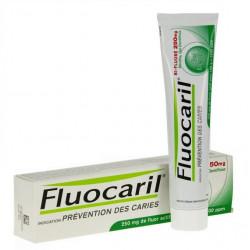 fluocaril bi-fluoré 250 mg gel menthe 75 ml