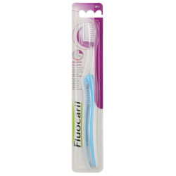 fluocaril orthodontic brosse à dents souple