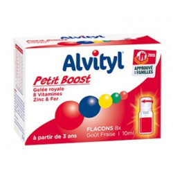 alvityl petit boost 8 flacons de 10 ml
