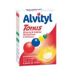 alvityl tonus 20 comprimés