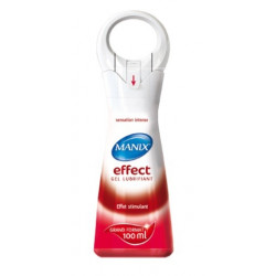 MANIX EFFECT GEL LUBRIFIANT 100 ML