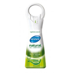 manix natural gel lubrifiant 100 ml