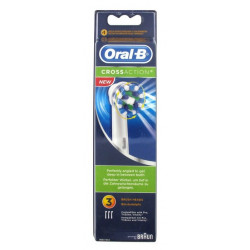 oral-b pro crossaction 3 brossettes