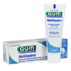 GUM HALICONTROL GEL DENTIFRICE 75 ML