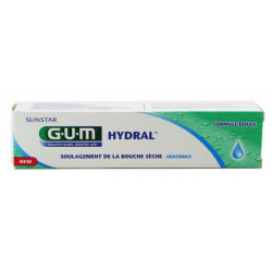 GUM HYDRAL DENTIFRICE 75 ML