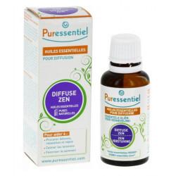 puressentiel diffuse zen aux huiles essentielles 30 ml