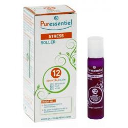 puressentiel roller stress aux 12 huiles essentielles 5 ml