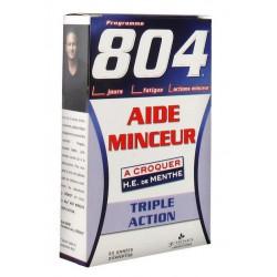3 CHÊNES 804 AIDE MINCEUR TRIPLE ACTION 30 COMPRIMÉS