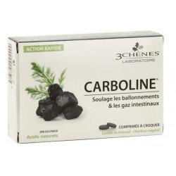3 chênes carboline 30 comprimés