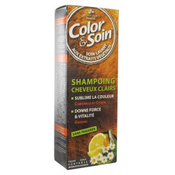 3 Chênes Color & Soin Shampooing Cheveux Clairs 250 ml