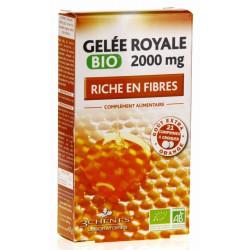 3 chênes gelée royale bio 2000 mg 21 comprimés