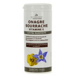 3 chênes onagre bourrache vitamine e 150 capsules