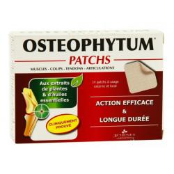 3 chênes osteophytum patchs