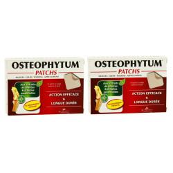 3 Chênes Osteophytum Patchs Lot de 2 x 14 Patchs