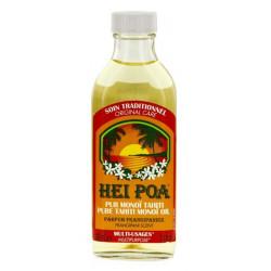 Hei Poa Pur Monoï Tahiti Frangipanier 100 ml