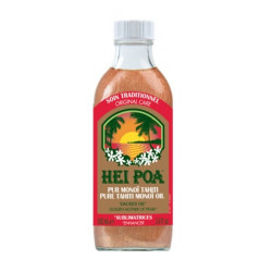 hei poa pur monoï tahiti nacres or sublimatrices 100 ml