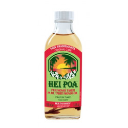 Hei Poa Pur Monoï Tahiti Tiaré 100 ml