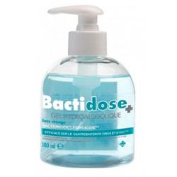 bactidose gel hydroalcoolique 300 ml