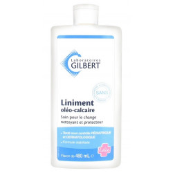 gilbert liniment oléo-calcaire 480 ml
