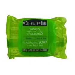 le comptoir du bain savon de marseille verveine 100 g