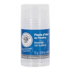laino déodorant pierre d'alun de panama 75 g