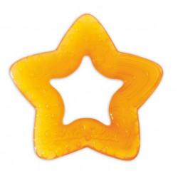 Luc et Léa Anneau de Dentition Réfrigérant Étoile Bébé Star