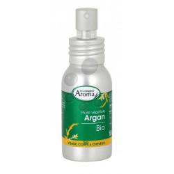 le comptoir aroma huile végétale argan bio 50 ml