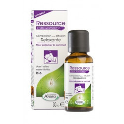 le comptoir aroma ressource composition pour diffusion relaxante 30 ml