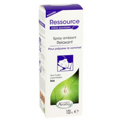 le comptoir aroma ressource spray ambiant relaxant 100 ml