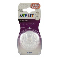 avent natural 2 tétines débit variable