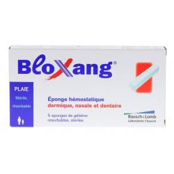 bloxang éponge hémostatique