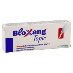 bloxang topic pommade barrière hémostatique 30 g