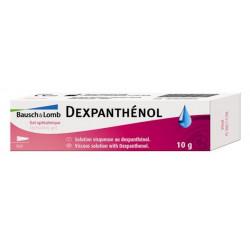 dexpanthénol gel ophtalmique 10 g