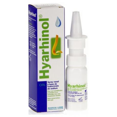 hyarhinol spray nasal 15 ml