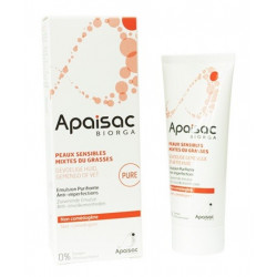 apaisac emulsion purifiante anti-imperfections 40 ml