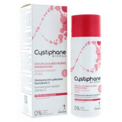 CYSTIPHANE SHAMPOING ANTI-PELLICULAIRE NORMALISANT S 200 ML