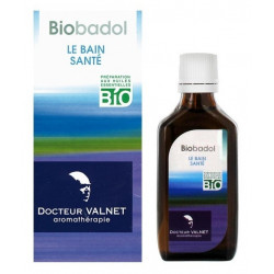 docteur valnet biobadol le bain santé 50 ml