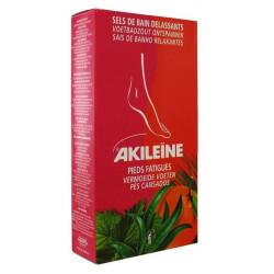 akileïne sels de bain délassants 300 g