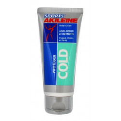 Akileïne Sports Cold Crème Anti-Froid et Humidité 75 ml