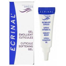 ecrinal gel emollient cuticules aux aha 10 ml